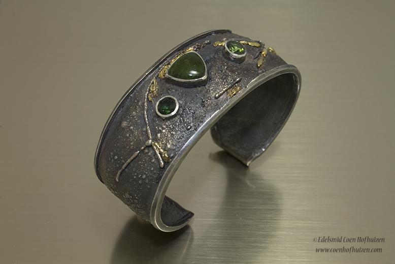 Vetus Schola Toermalijn Armband