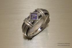 Pyrrha - Ring met edelsteen