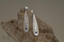 Crispico - Zilveren oorbellen